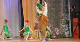 Фееричного «Чиполлино» показали липецким детям