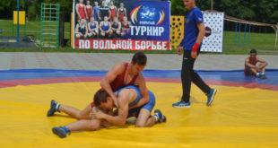 Открытый турнир по вольной борьбе пройдет в области 11 мая