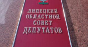 Вопрос об участии самовыдвиженцев в выборах губернатора Липецкой области решится 30 мая