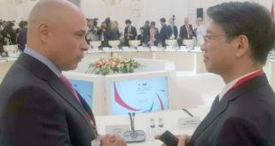 Игорь Артамонов встретился с Послом Японии в России Тоёхиса Кодзуки