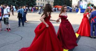 Самые дорогие выпускные платья – в Липецкой области