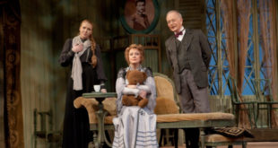 Малый театр покажет в Липецке спектакль «Вишневый сад»
