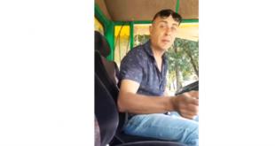 Детей на паровозике по Нижнему парку катал пьяный машинист? (видео)