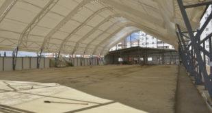 Футбольный манеж в Ельце появится в августе