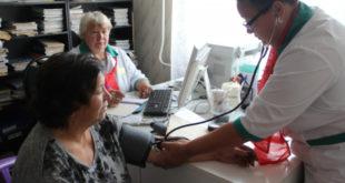 В села Липецкой области приходит «Эстафета здоровья»