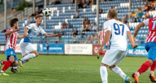 Рогованов забил за «Севастополь» в первом же туре (видео)