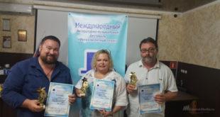 Липецкие литераторы показали себя в Крыму