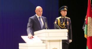 Больше не врио: Игорь Артамонов вступил в должность губернатора Липецкой области