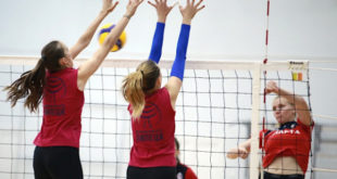 ВК «Липецк»: блок помог сделать второй шаг к полуфиналу (видео)