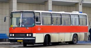 Автобусные перевозки отменены в ряде районов Липецкой области