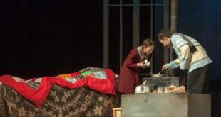 Луганский драмтеатр покажет липчанам постановку «Мой бедный Марат»
