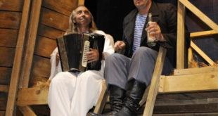 «Очень простую историю» покажет липчанам Астраханский драмтеатр