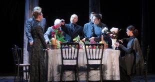 Липчане увидят спектакль питерского «Театра на Литейном»