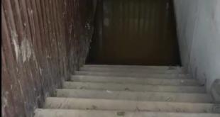 Липецкая «многоэтажка» несколько раз в год «плавает» в фекалиях