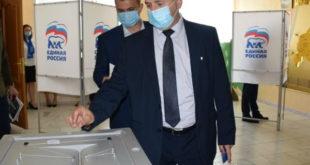Игоря Артамонова избрали секретарем Липецкого регионального отделения «Единой России»
