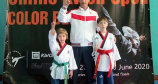 Елецкий спортсмен-юниор победил в онлайн-турнире по тхэквондо