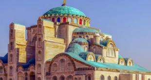 Сохранить стамбульский собор Святой Софии просят в Госдуме