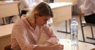 Школьники, сдававшие ЕГЭ по математике, узнают результаты через 2 недели