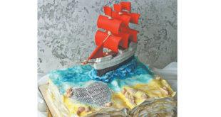 Выпечка тортов липчанки стала искусством