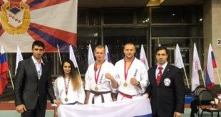 Липчанин вошел в первую пятерку мастеров спорта по каратэ