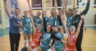 «Профи» из Молодёжной лиги отпраздновали региональный триумф (видео)