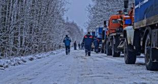 У липецких энергетиков введён режим повышенной готовности